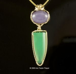 High Frequency 1 Pendant