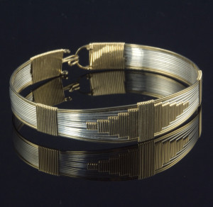 The Four Corners Bracelet - Silver